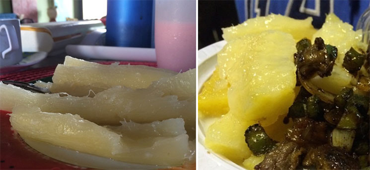 comidas tipicas de pernambuco macaxeira