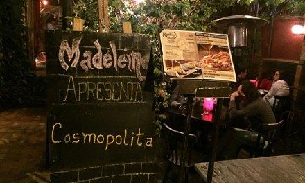 Madeleine Jazz Bar em São Paulo