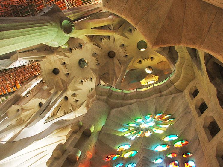 Sagrada Familia em Barcelona