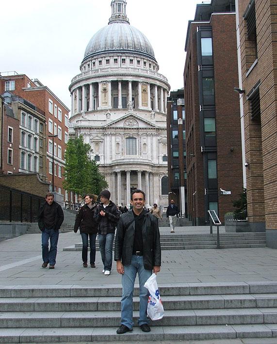 Catedral de St Paul em Londres