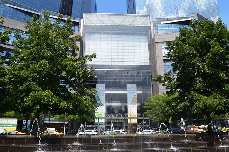 Fachada do Time Warner Center