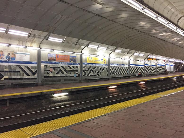 metro em boston estacao2