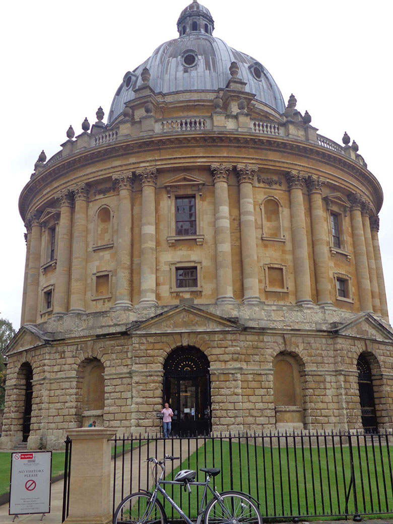 Universidade de Oxford - Radcliffe Camera