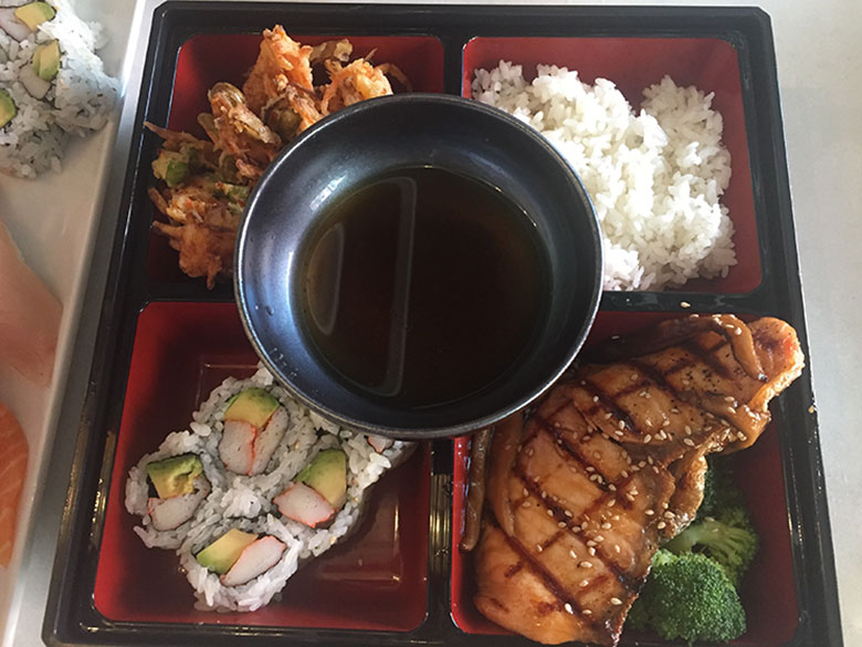 Bento Boxes Chicken Teriyaki