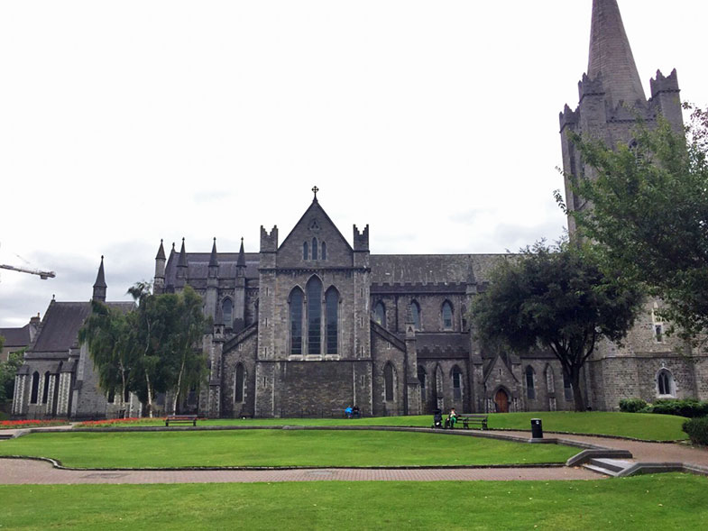 A linda Catedral de Dublin – Christ Church