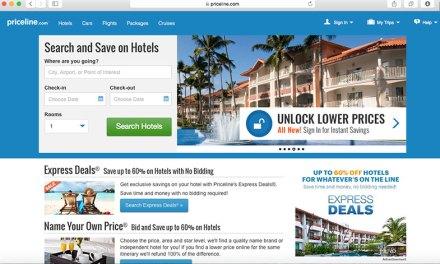 Como reservar hotel usando o Priceline