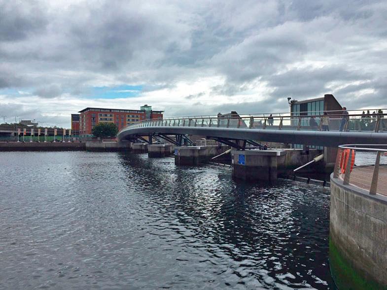 Lagan Weir em Belfast