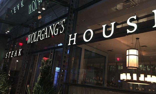 Onde comer uma boa carne em New York? Wolfgang's Steakhouse