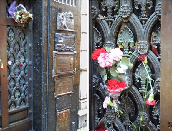 Túmulo de Evita Perón