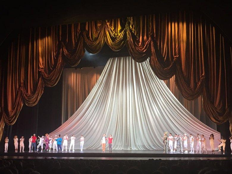 Show das Rockettes em New York