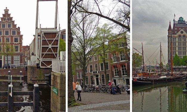 Bate-volta para 3 cidades próximas à Amsterdam