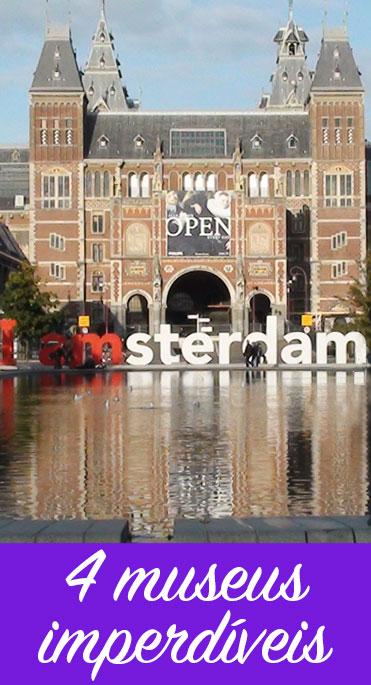 Museus em Amsterdam