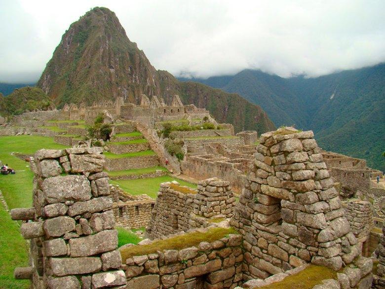 Visitação a Machu Picchu muda