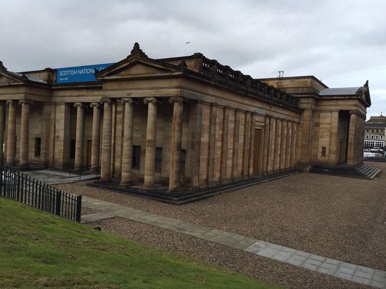 Scottish National Gallery os Modern Art