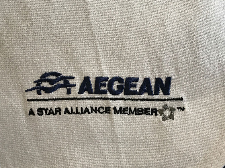 Aegean Airlines cia aérea grega