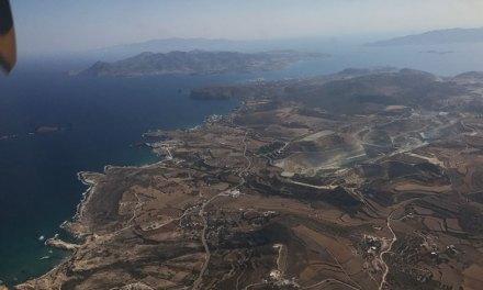 Aegean e Olympic. Como é voar com essas cias aéreas gregas.