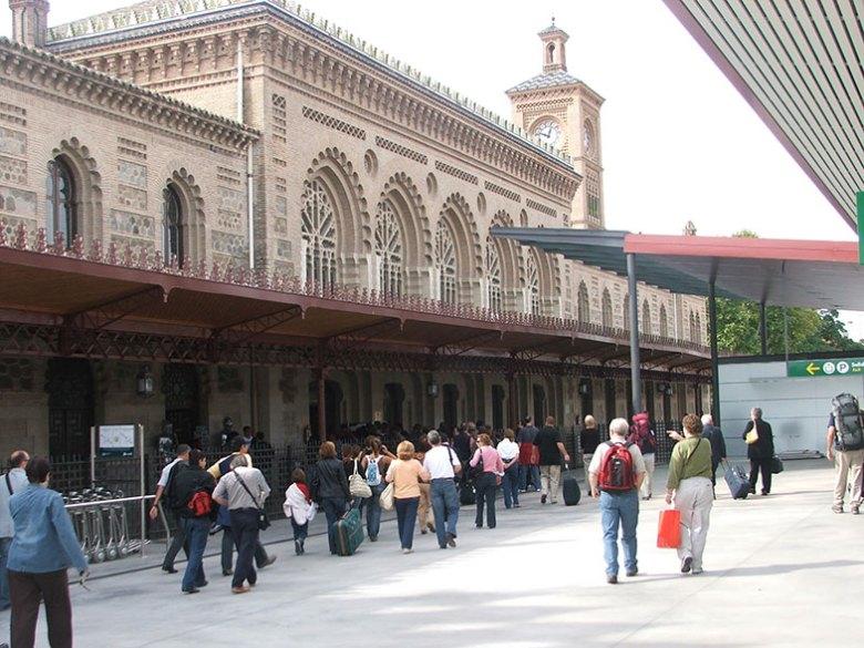 Estação de trem de Toledo