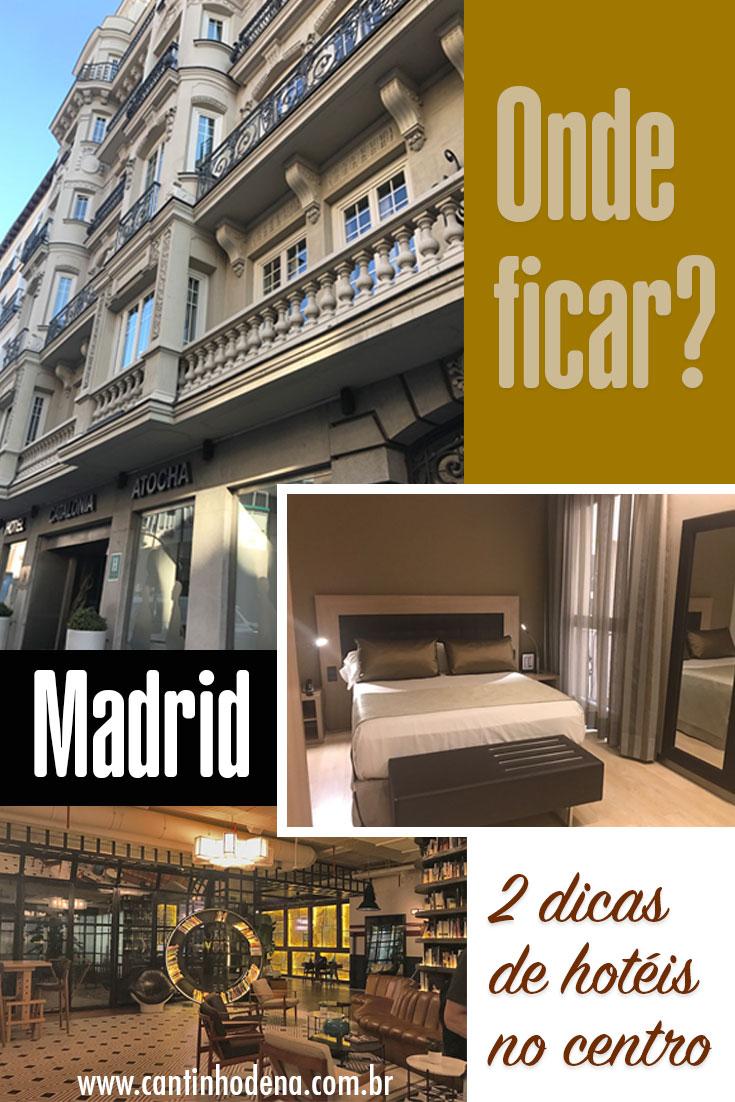 Hotel em Madrid
