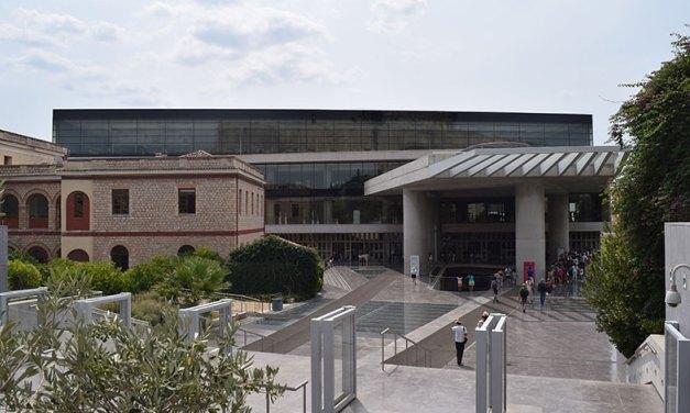 Como é o Museu da Acrópole em Atenas