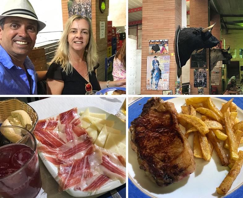 Onde comer no Mercado de Triana em Sevilha