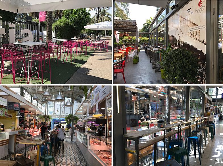 Estrutura do mercado em Córdoba