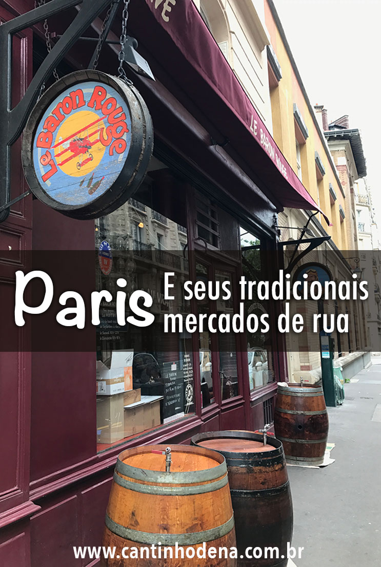 Mercados de Paris