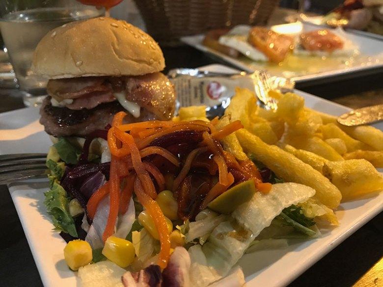 Comer em Sevilha