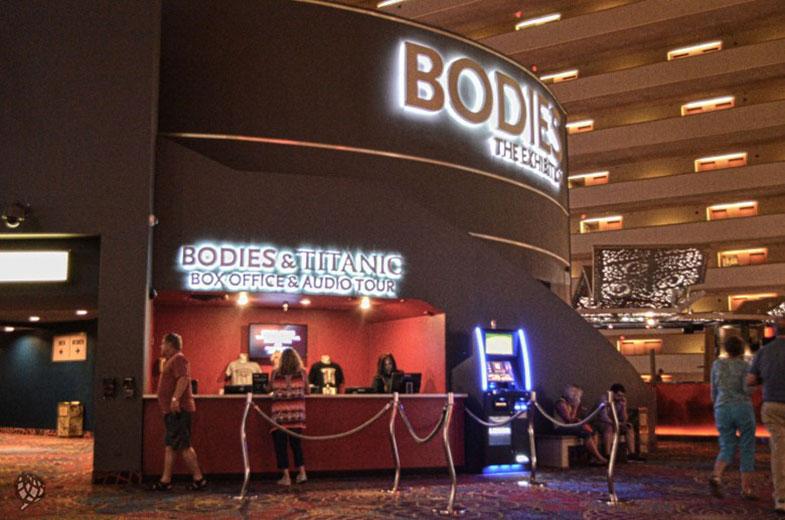 Top 10 atrações pra crianças em Las Vegas
