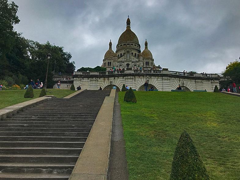 8744826afa6 Sacré Couer e Montmartre
