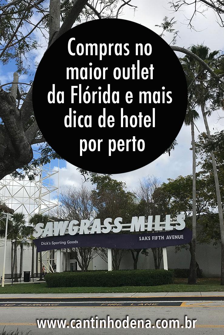 Sawgrass e dica de hotel