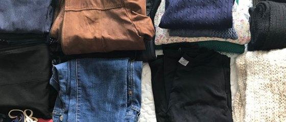 Como arrumar uma mala de inverno compacta