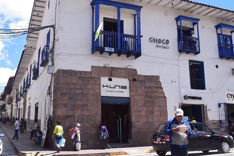 Museus em Cusco: Chocolate