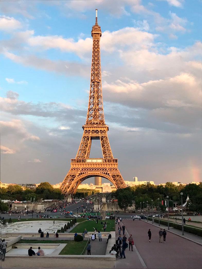 Trocadero em Paris