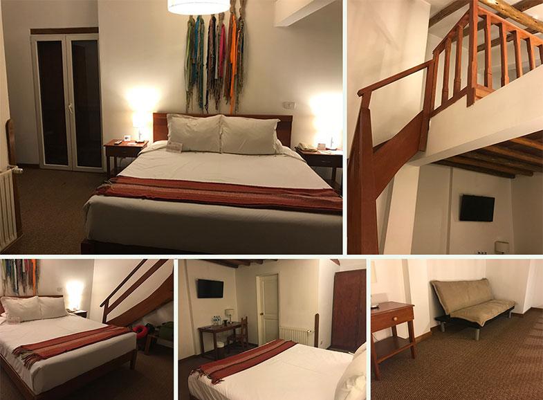 Quarto de hotéis em Cusco