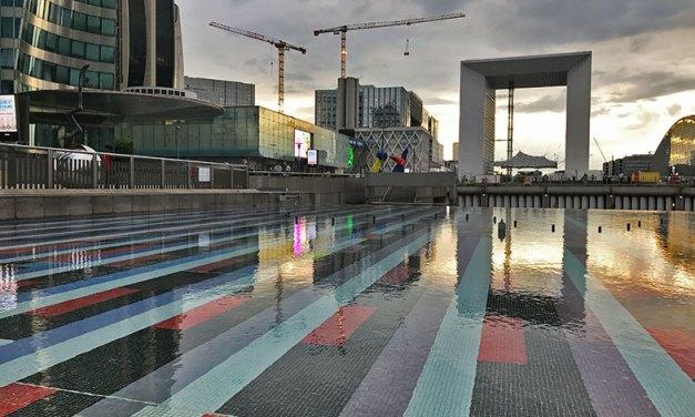 La Défense, a moderna e charmosa região de Paris
