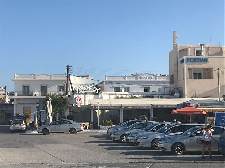 Centro de Milos