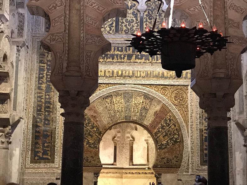 Mesquita de Córdoba e suas reformas