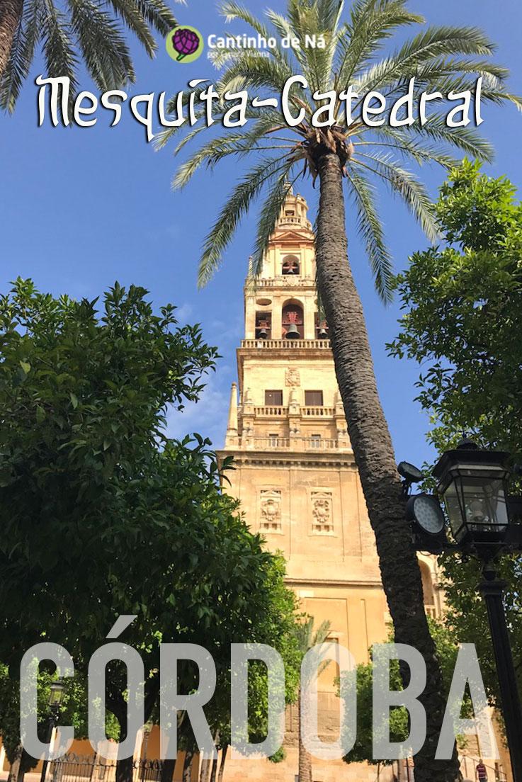 O que achamos da Mesquita de Córdoba