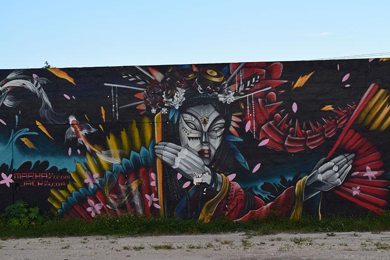 Street Art em Miami