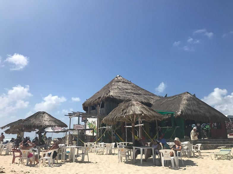 Cafe Paradise Bob Marleys Place em Cozumel