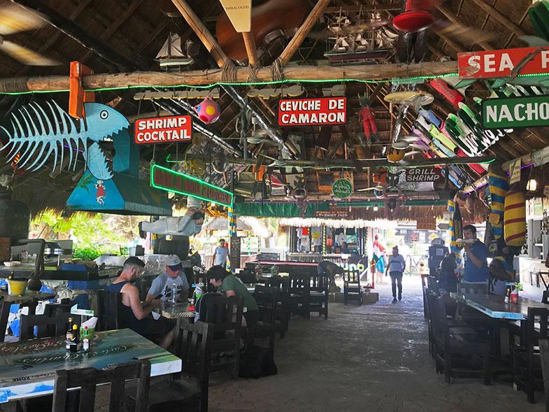 Carlos'n Charlie's Beach Club em Cozumel