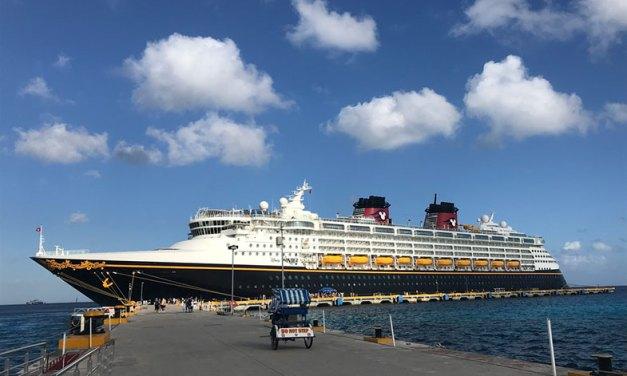 Cozumel: aproveitando a parada do cruzeiro Disney Wonder