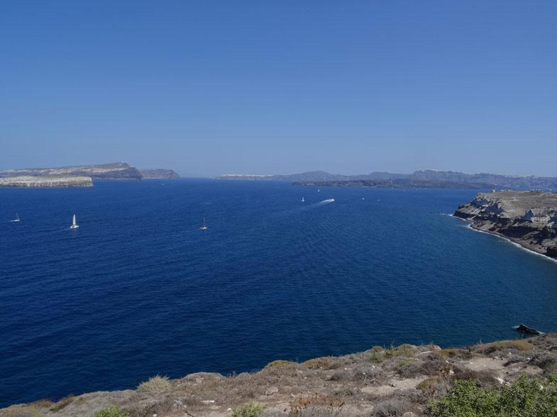 Top 10 coisas para fazer em Santorini numa primeira viagem