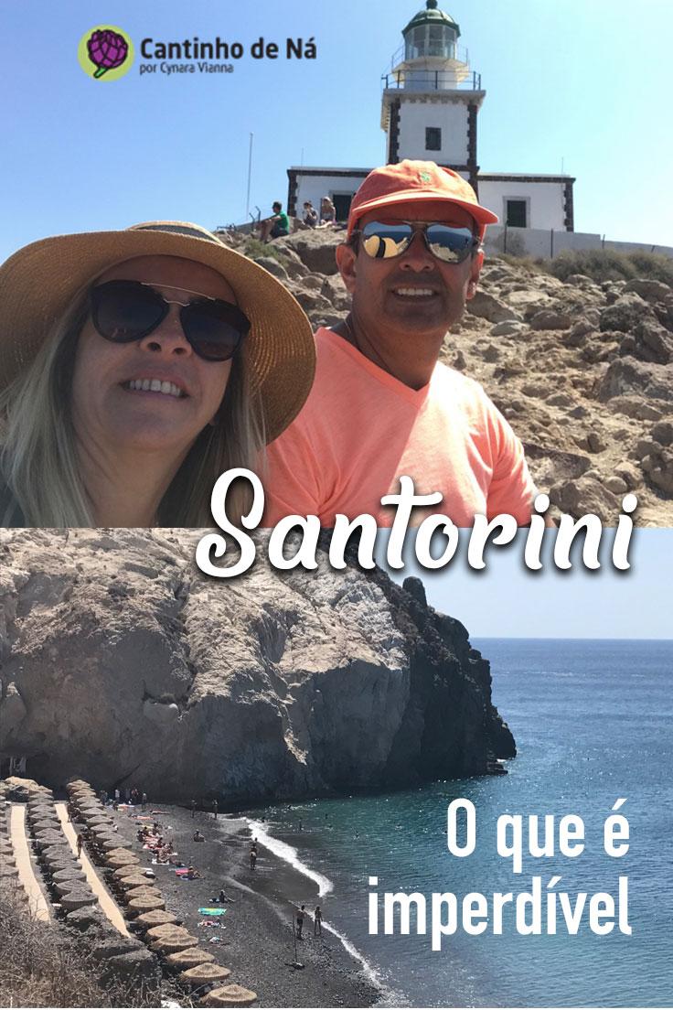 Dicas do que ver em Santorini