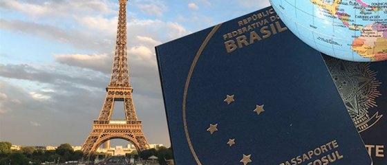 Brasileiros precisarão de autorização para entrar na Europa