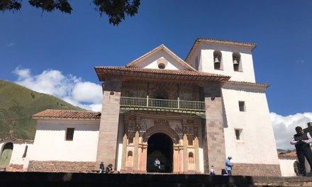 A Capela Sistina das Américas em Andahuaylillas – Peru