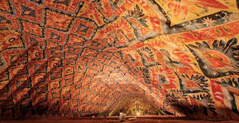 Capela Sistina das Américas em Andahuaylillas