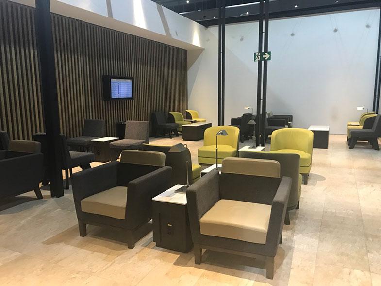 Sala VIP da Latam