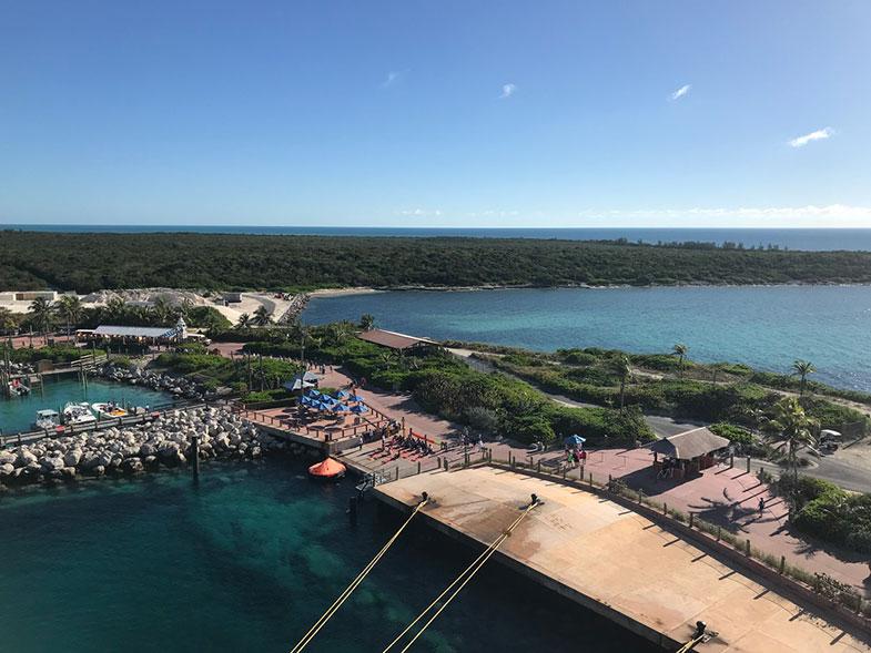 Castaway Cay a ilha particular da Disney nas Bahamas