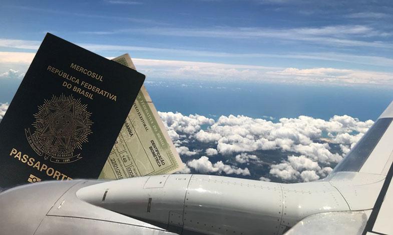 Como justificar o voto durante uma viagem